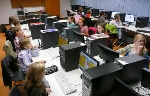 Ausstattung der PC-Räume