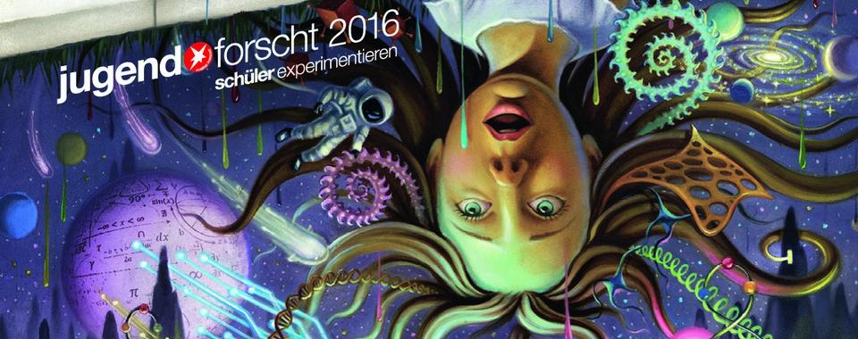Jugend forscht 2016 Slider