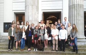Theaterhungrige Oberstufenschüler des Ritze