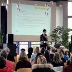Frau Heidemann (Telekom Stiftung)