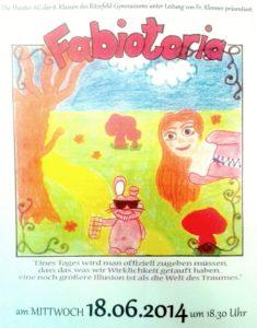 Plakat Fabiotoria